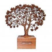 Escultura Árvore Paineira Rosa