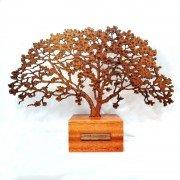 Escultura Árvore Jacarandá