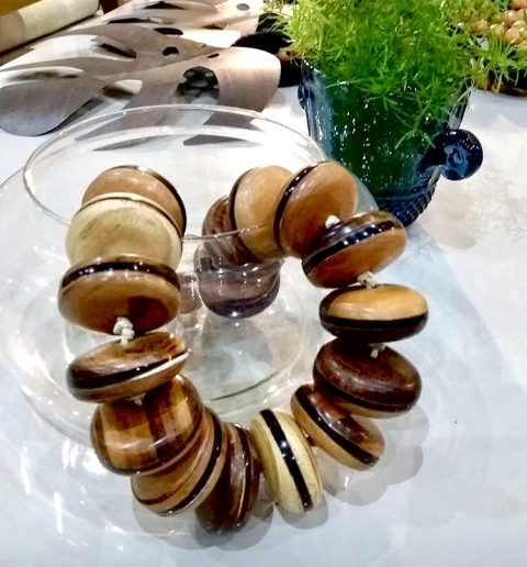 colar decorativo de mesa