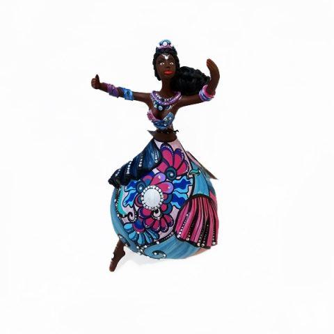 bailarina de Cabaça