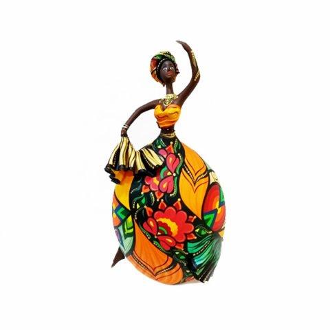 Bailarina Cabaça Bapi