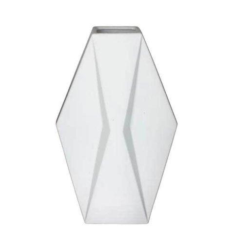 Vaso de Porcelana Branco