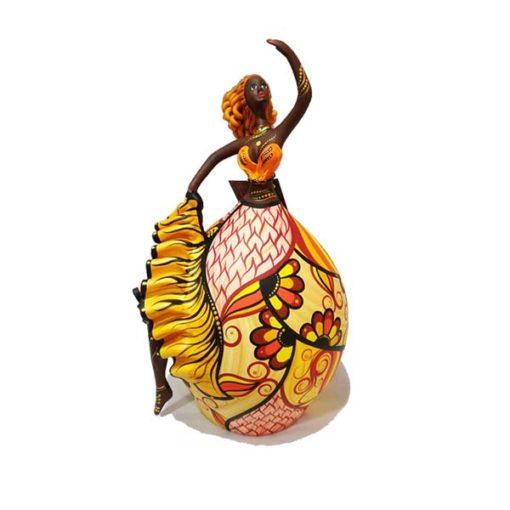 Bailarina Bapi de Cabaça